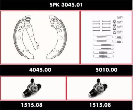 Remsa SPK 3045.01 - - - autodraugiem.lv