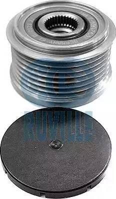 Ruville 59941 - Ģeneratora brīvgaitas mehānisms autodraugiem.lv