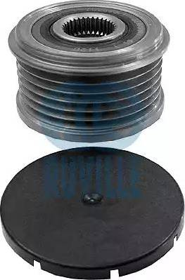 Ruville 55966 - Ģeneratora brīvgaitas mehānisms autodraugiem.lv