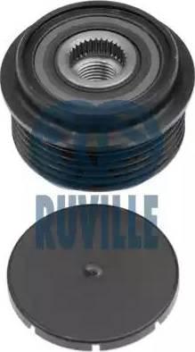 Ruville 55255 - Ģeneratora brīvgaitas mehānisms autodraugiem.lv