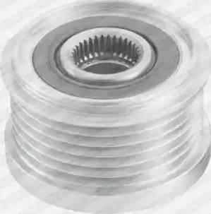 SNR GA765.04 - Ģeneratora brīvgaitas mehānisms autodraugiem.lv
