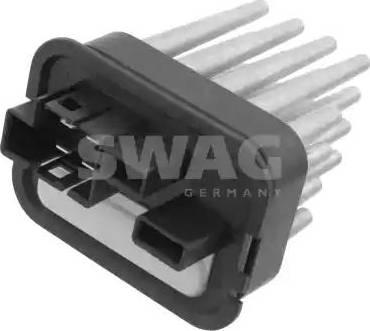 Swag 40 92 7495 - Vadības bloks, Gaisa kondicionēšanas sistēma autodraugiem.lv