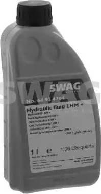 Swag 64 92 4704 - Centrālā hidrauliskā eļļa autodraugiem.lv