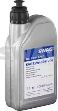 Swag 10 94 8785 - Reduktora eļļa autodraugiem.lv