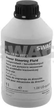 Swag 10 90 8972 - Stūres pastiprinātāja eļļa autodraugiem.lv