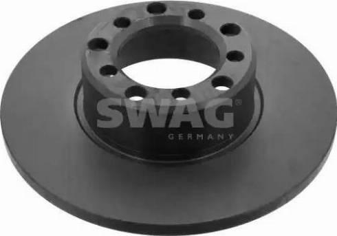 Swag 10 90 8540 - Bremžu diski autodraugiem.lv