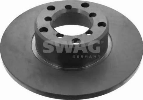 Swag 10 90 8541 - Bremžu diski autodraugiem.lv