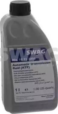 Swag 10 92 2806 - Stūres pastiprinātāja eļļa autodraugiem.lv