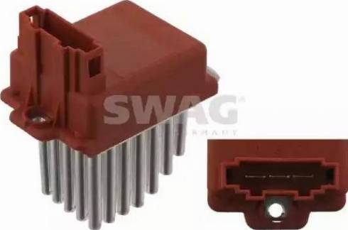Swag 30 93 0601 - Vadības bloks, Gaisa kondicionēšanas sistēma autodraugiem.lv