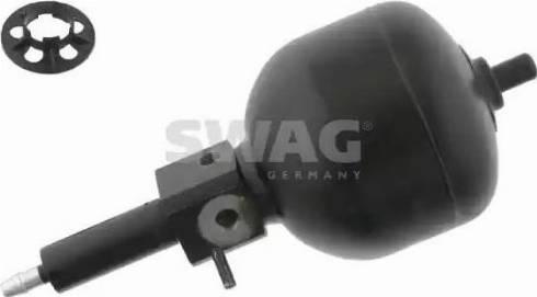 Swag 30 92 6538 - Hidroakumulators, Bremžu sistēma autodraugiem.lv