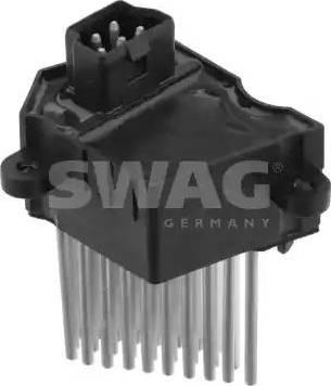 Swag 20 92 4617 - Vadības bloks, Gaisa kondicionēšanas sistēma autodraugiem.lv
