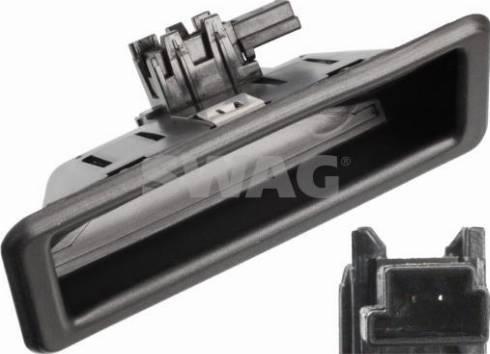 Swag 20 10 8217 - Slēdzis, Bagāžas nodalījuma vāka atvēršana autodraugiem.lv