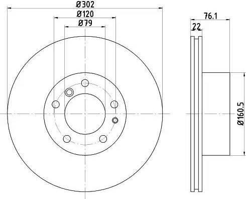Textar 92042203 - Bremžu diski autodraugiem.lv