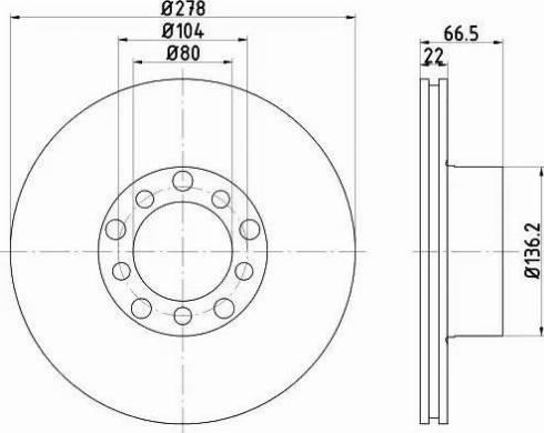 Textar 92009800 - Bremžu diski autodraugiem.lv