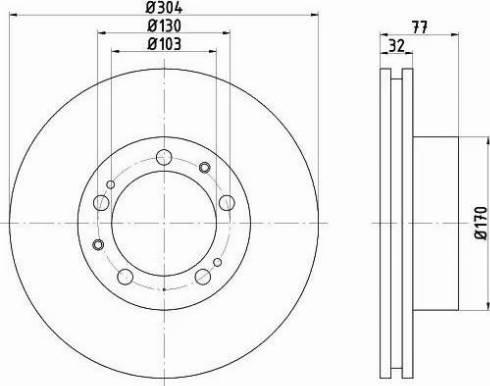 Textar 92039900 - Bremžu diski autodraugiem.lv