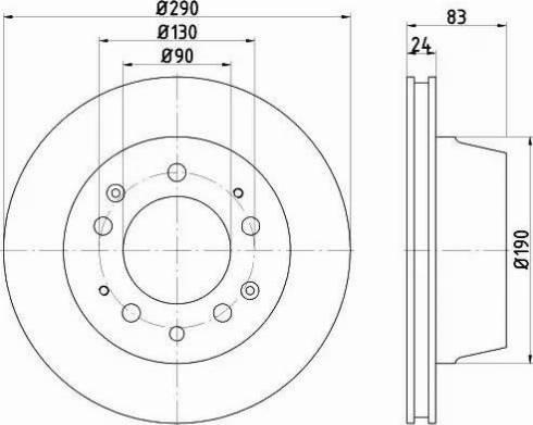 Textar 92039700 - Bremžu diski autodraugiem.lv