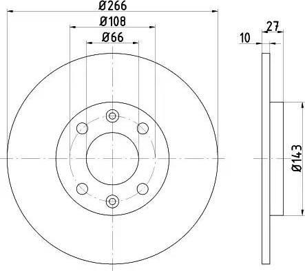 Textar 92029900 - Bremžu diski autodraugiem.lv
