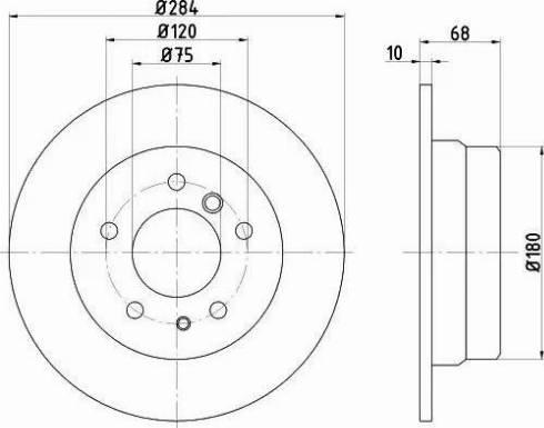 Textar 92026600 - Bremžu diski autodraugiem.lv