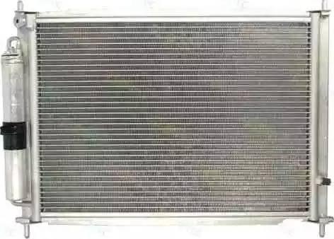 Thermotec KTT110251 - Kondensators, Gaisa kond. sistēma autodraugiem.lv