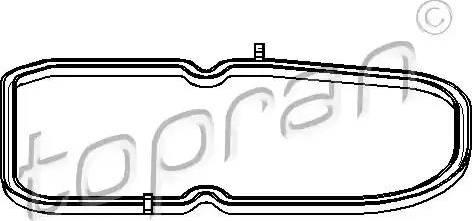 Topran 400 133 - Blīve, Eļļas vācele-Autom. pārnesumkārba autodraugiem.lv