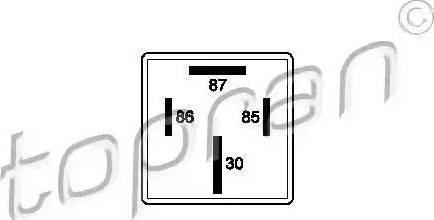 Topran 109544 - Multifunkcionāls relejs autodraugiem.lv