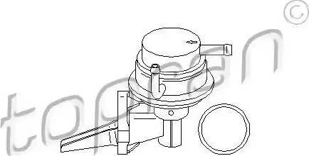 Topran 100219 - Degvielas sūknis autodraugiem.lv