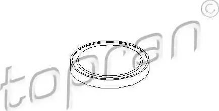 Topran 108618 - Flanča tipa vāks, Manuālā pārnesumkārba autodraugiem.lv