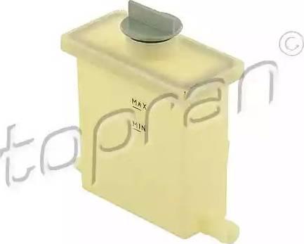 Topran 108687 - Kompensācijas tvertne, Stūres past. hidrauliskā eļļa autodraugiem.lv