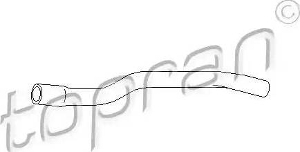 Topran 103412 - Šļūtene, Apsildes sistēmas siltummainis autodraugiem.lv