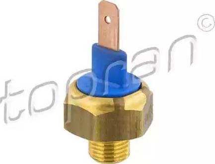 Topran 102936 - Temperatūras slēdzis, radiatora / gaisa kondicioniera ventilators autodraugiem.lv