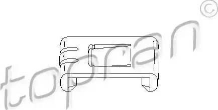 Topran 102921 - Regulēšanas elements, Sēdekļa regulēšana autodraugiem.lv
