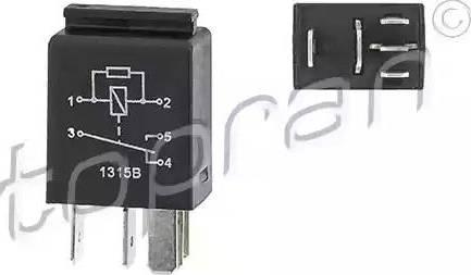 Topran 115664 - Multifunkcionāls relejs autodraugiem.lv