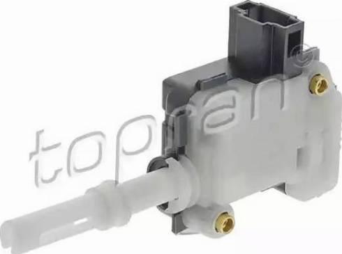 Topran 115154 - Regulēšanas elements, Centrālā atslēga autodraugiem.lv