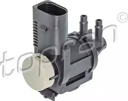 Topran 115383 - Pārslēdzošais vārsts, Izplūdes gāzu aizvars autodraugiem.lv