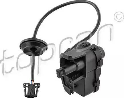 Topran 116259 - Regulēšanas elements, Centrālā atslēga autodraugiem.lv
