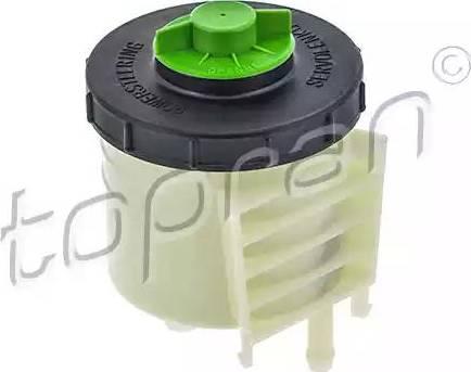 Topran 110978 - Kompensācijas tvertne, Stūres past. hidrauliskā eļļa autodraugiem.lv