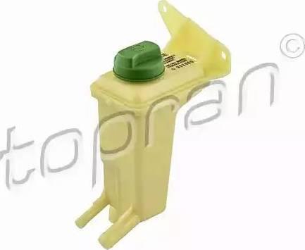 Topran 110689 - Kompensācijas tvertne, Stūres past. hidrauliskā eļļa autodraugiem.lv