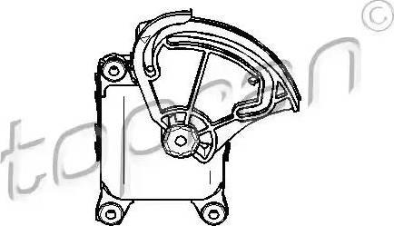 Topran 111099 - Regulēšanas elements, Jaucējkrāns autodraugiem.lv