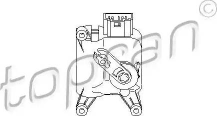 Topran 111097 - Regulēšanas elements, Jaucējkrāns autodraugiem.lv