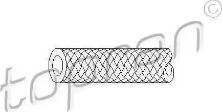 Topran 104538 - Degvielas šļūtene autodraugiem.lv