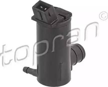 Topran 300634 - Ūdenssūknis, Stiklu tīrīšanas sistēma autodraugiem.lv