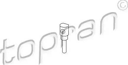 Topran 302 764 - Ūdens sprausla, Stiklu tīrīšanas sistēma autodraugiem.lv