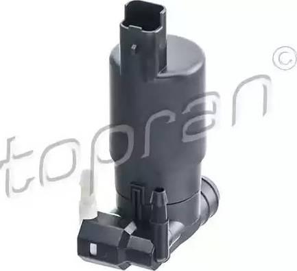 Topran 720299 - Ūdenssūknis, Lukturu tīrīšanas sistēma autodraugiem.lv