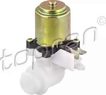 Topran 720283 - Ūdenssūknis, Lukturu tīrīšanas sistēma autodraugiem.lv
