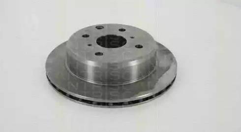 Triscan 8120 13161 - Bremžu diski autodraugiem.lv