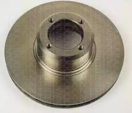 Triscan 8120 17112 - Bremžu diski autodraugiem.lv