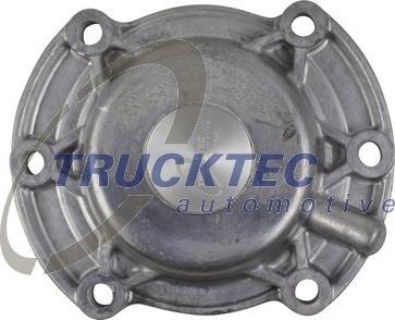 Trucktec Automotive 01.24.485 - Vāks, Sajūga korpuss autodraugiem.lv