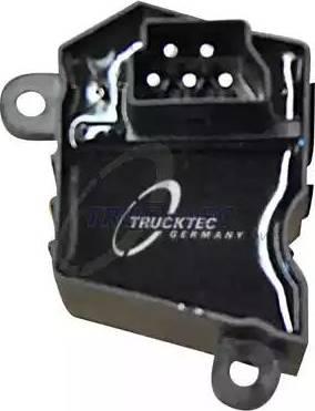 Trucktec Automotive 08.59.026 - Vadības bloks, Apsilde/Ventilācija autodraugiem.lv