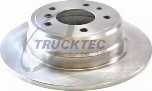Trucktec Automotive 08.34.035 - Bremžu diski autodraugiem.lv