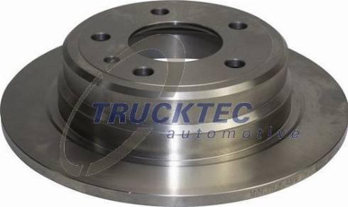 Trucktec Automotive 08.34.135 - Bremžu diski autodraugiem.lv